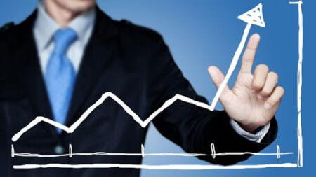 График роста продаж